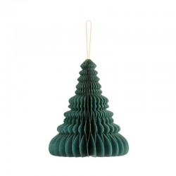 honeycomb juletræ. 20 cm. 1 stk