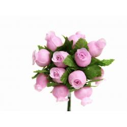 Mini rosenknop rosa
