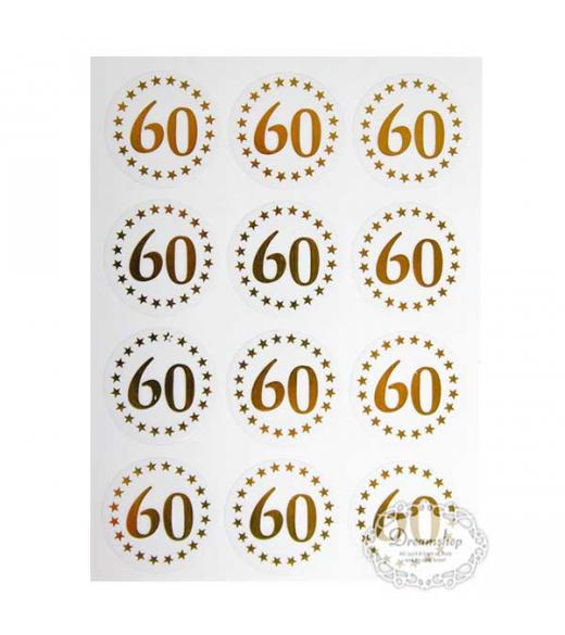 Oblater 60 År