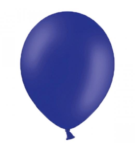 """Mørkeblå balloner 12"""" - 10 Stk"""