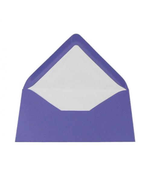 Kuvert Lilla A6. 5 Stk
