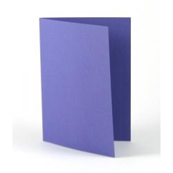 Lilla dobbelt kort A6. 5 Stk