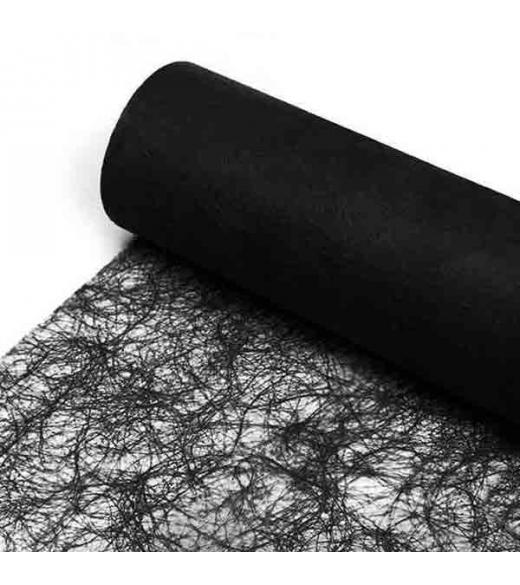 Bordløber sizoflor sort 25 m
