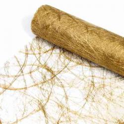 Bordløber sizoweb guld 25 m