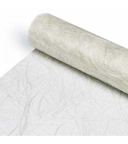 Bordløber sizoweb hvid 25 m