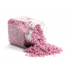Pink Dekorationsgrus. 400 g