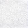 Hvid Frokostserviet Elegance