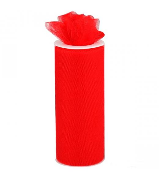 Tyl bordløber rød. 9 Meter