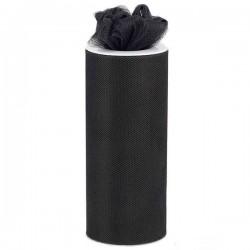 Tyl bordløber sort. 9 Meter