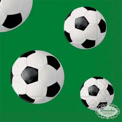 Frokostserviet Football Rules. 20 stk