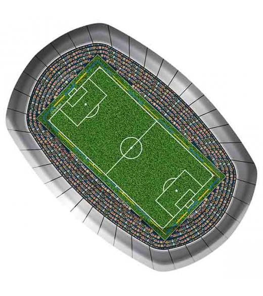 Tallerken fodbold stadium