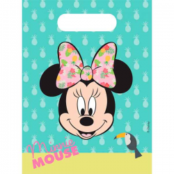 Slikposer Minnie Mouse Tropical