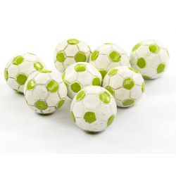 Håndbold lime 3 cm. 8 Stk.
