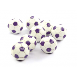 Håndbold lilla 3 cm. 8 Stk.