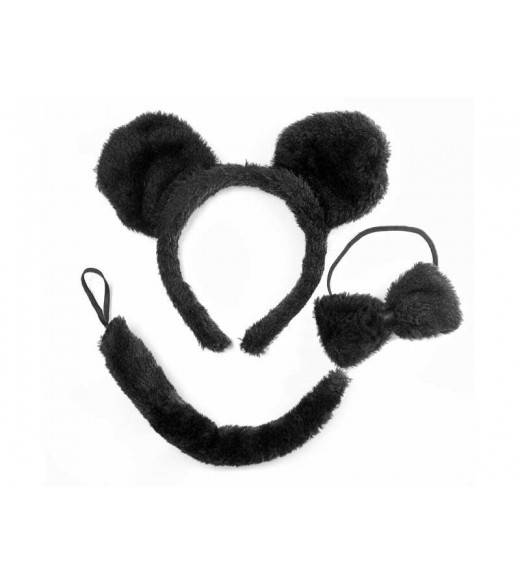 Mickey mouse øre