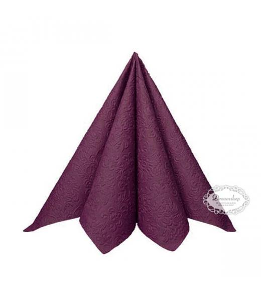 Violet Frokostserviet Elegance