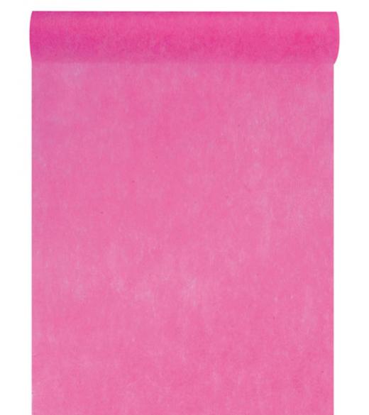 Pink bordløber. 30 cm x 10 m