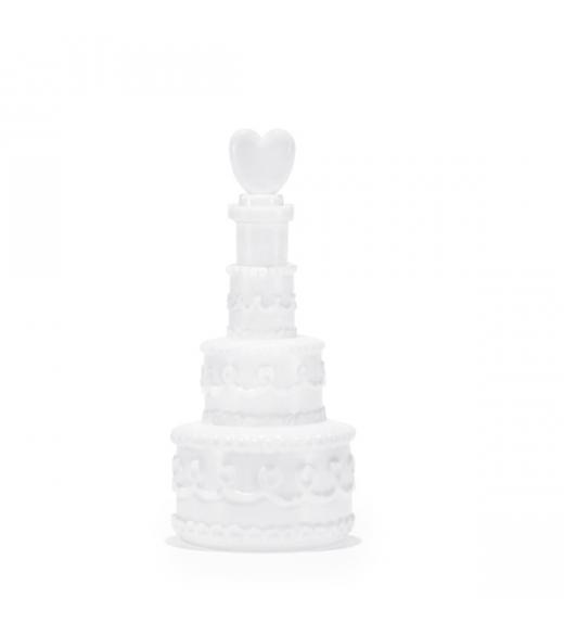 Bryllupskage med sæbebobler. 4 Stk