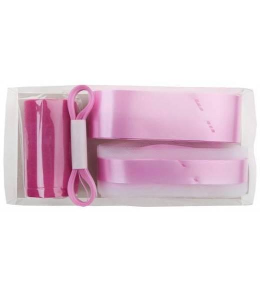 1 Sæt Bilpynt Pink