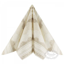 Airlaid-Tekstilservietter Marius Brun 40x40 cm