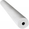Hvid papirdug. 1,20 x 25 meter