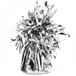 Sølv folie ballonvægt 170 g