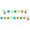 1 Stk Minions Happy Birthday banner 2 m