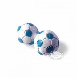 Turkis fodbold 3 cm