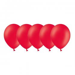 """Røde balloner 12"""" - 50 stk"""