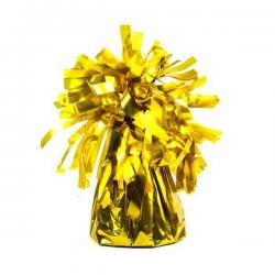 Guld folie ballonvægt 170 g