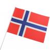 Norsk Papirflag 25 stk