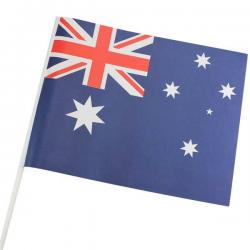 Australsk Papirflag 25 stk