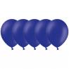 """Mørkeblå balloner 12"""" - 50 Stk"""