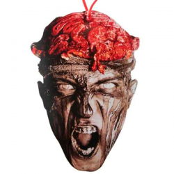 1 stk Zombie Skilt
