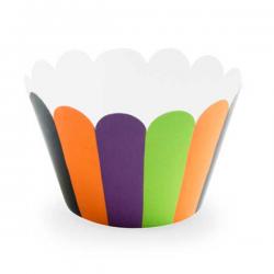 6 Cupcake Wrappers Hokus Pokus