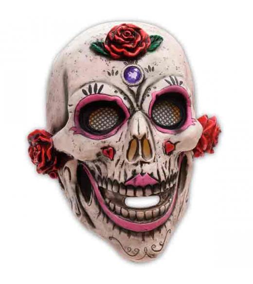 De Dødes Dag maske
