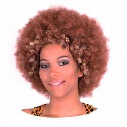Brun Afro Paryk