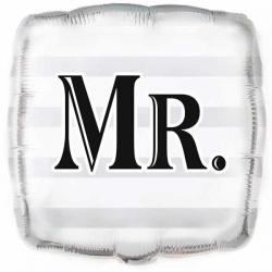 Mr. Bryllupsballon 45 cm