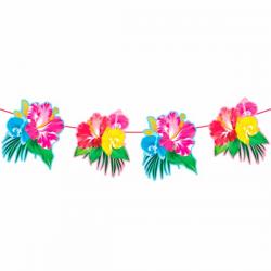 Guirlande Tropiske Blomster