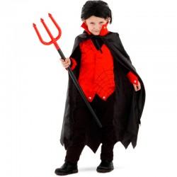 Dracula kostume 3-5 år