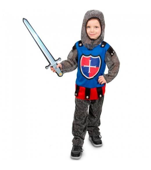 Ridder kostume 3-5 år