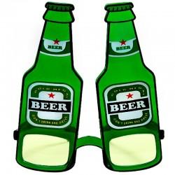 Grønne øl briller