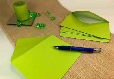 Kuverter A6 Køb kuverter til dine indbydelser