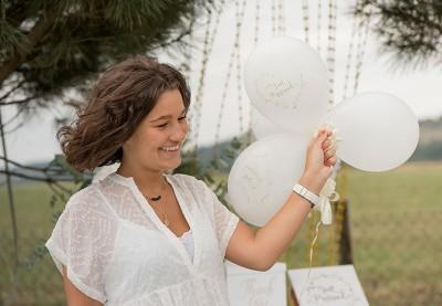Balloner til bryllup