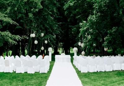 Stolebetræk I Køb elegante Stolebetræk til konfirmation og bryllup