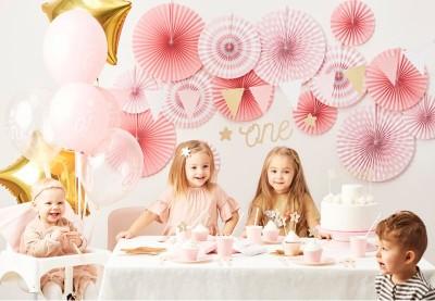 Piger 1 års fødselsdag