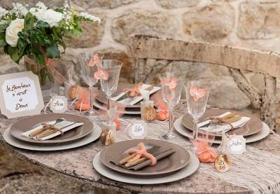 Bordløbere til bryllup