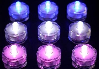 LED stearinlys | Køb kunstige / elektriske stearinlys online her