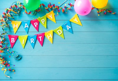 Fødselsdagspynt - Køb pynt & bordpynt til fødselsdag i topkvalitet
