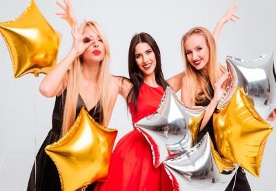 Folieballoner - Bredt udvalg af folie balloner til gode priser